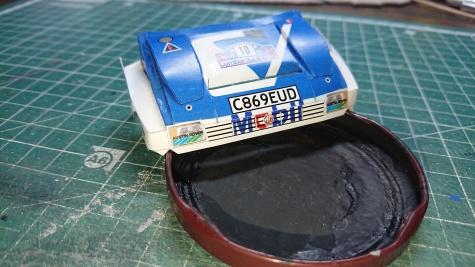 Mg Metro 6R4-Austin Ralling Team