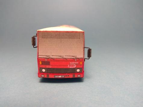 Karosa B 832.1662- UAB Vilniaus autobusu parkas