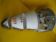 raketoplán BURAN