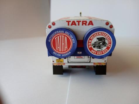 Tatra 815, Rallye Dakar 1992
