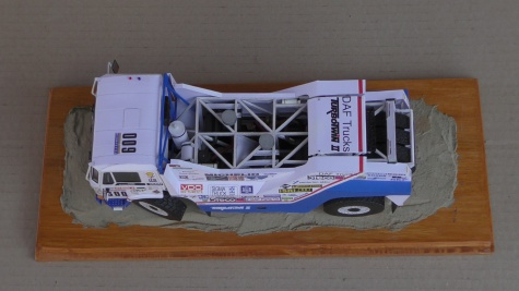 DAF Turbotwin II 1987