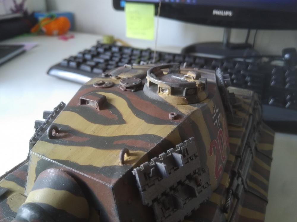 PzKpfw VI Tiger II Ausf.B (KingTiger)