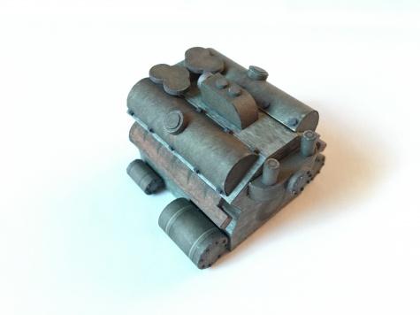 PzKpfw III J Stalingrad