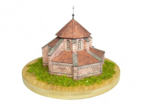 Hrobka Esterházyovců, Želiezovce