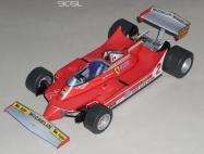 Ferrari 312T5 - Gilles Villeneuv - 1980