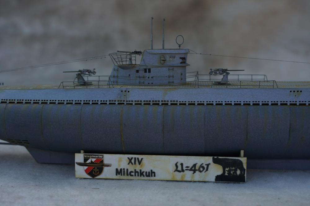 U-XIV Milchkuh