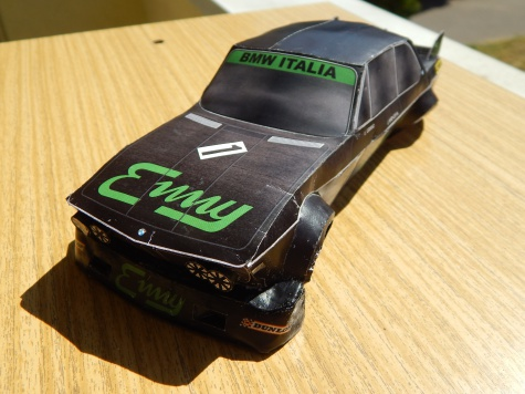 BMW 3.0 CSL - Brno 1978
