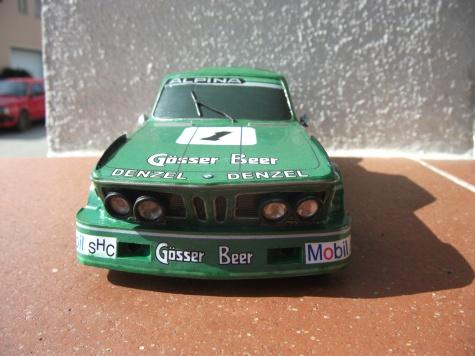 BMW 3.0 CSL, Dieter Quester, Nurnburgring 1977