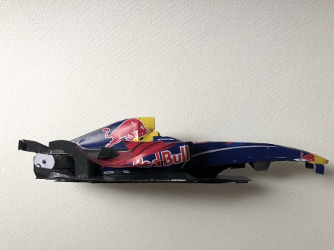 Red Bull RB2 , GP Monaco 2006