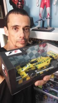 Lotus 99T 1987 Ayrton Senna