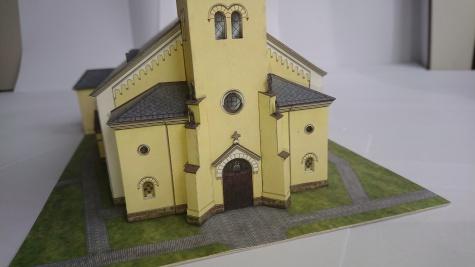 Poutní kostel Nanebevzetí Panny Marie Hrabyně
