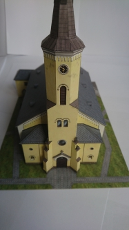 Poutní kostel Nanebevzetí Panny Marie Hrabynì
