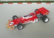 Lotus 72D, 1971 GP USA