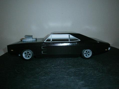 Dodge Charger 1970 FaF