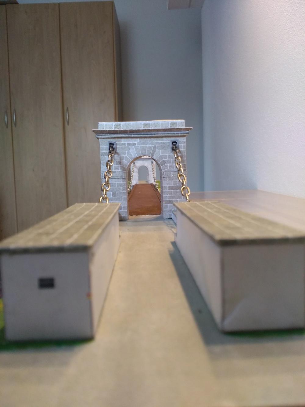 Stádlecký (Řetězový) most