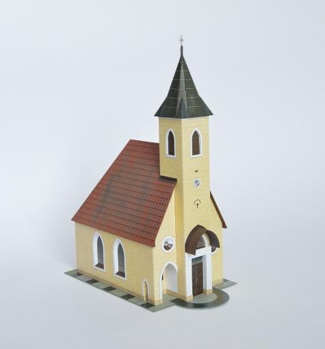 Kaplnka sv. Anny, Mojš