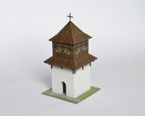 Zvonica, Velká Lúka