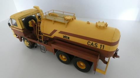 Tatra T815 - CAS 11 fekální automobil