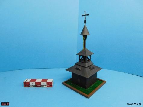 Lutiše - zvonica