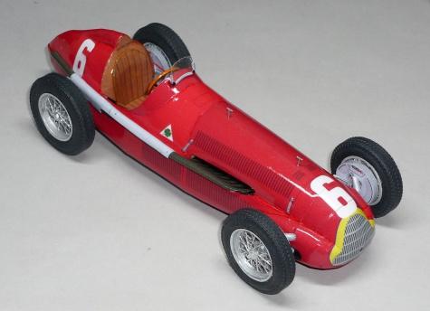Alfa Romeos 158