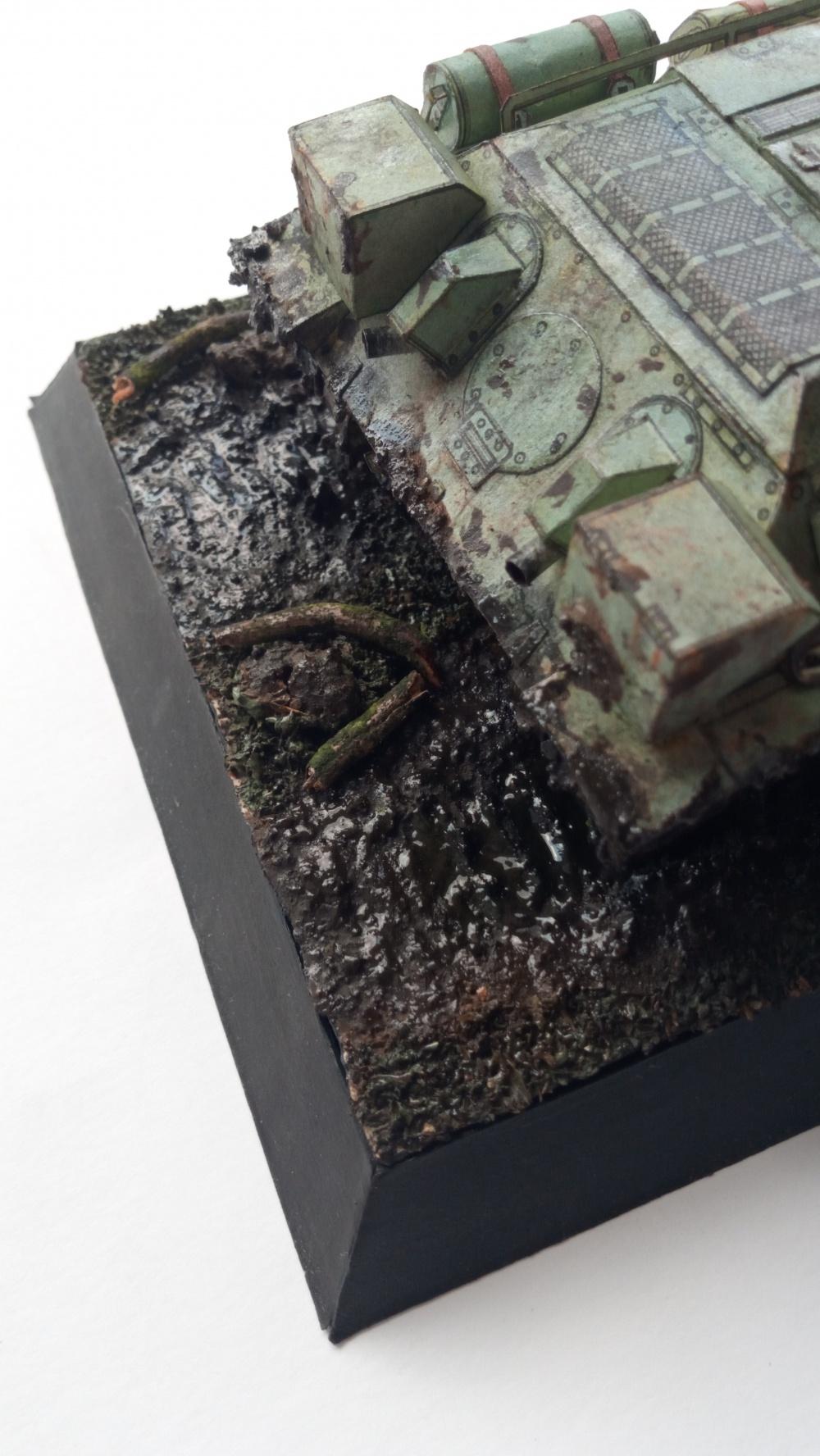 T-34/76 (1942)  1:34 model Abc