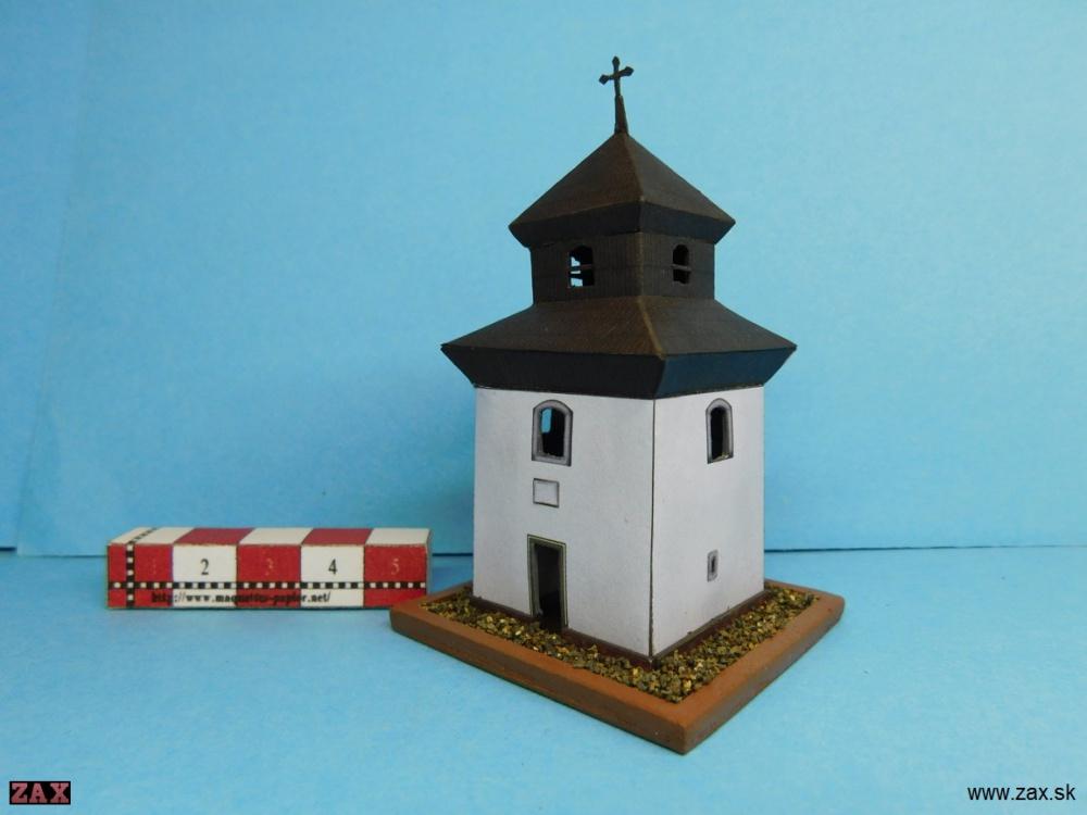 Lodno - zvonica