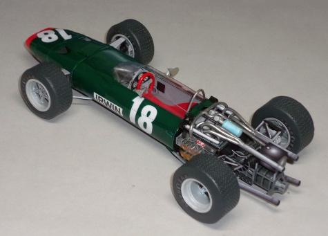 BRM P83 - Chris Irwin - GP Německa 1967