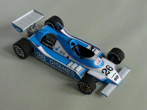 Ligier JS 11, 1979 GP Long Beach