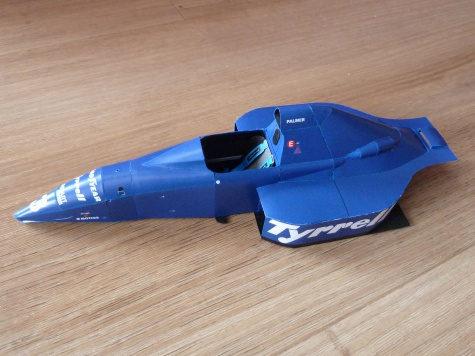 Tyrrell 018 (1989; Palmer)