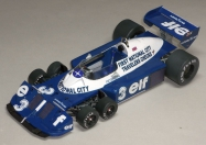 Tyrrell P34 - Ronnie Peterson - GP Itálie 1977