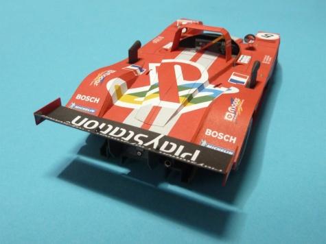 Reynard 2KQ Le Mans 2000