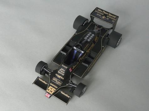 Lotus 79, J.P. Jarier, 1978