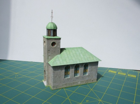 Kostel nad Kalvárií