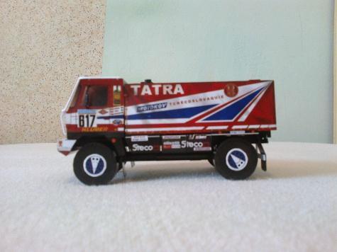 Tatra 815 4x4 Dakar 1987