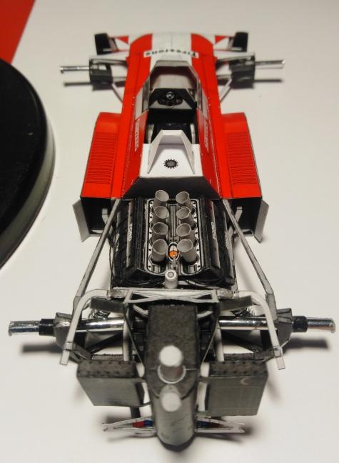 Surtees TS9B, 1972