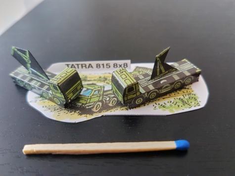 Tatra 815 8x8 Multilift