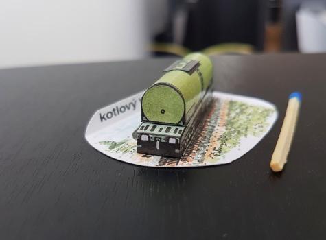 Kotlový vagón Zaes