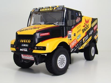 Iveco Powerstar 6400 Karel Big Shock Racing Season 2019