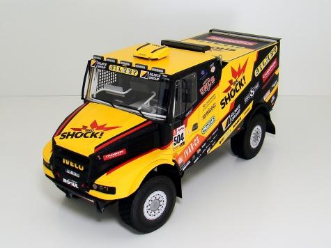 Iveco Powerstar 6400 Karel Big Shock Racing Season 2019