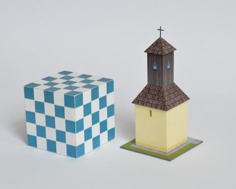 Obytná veža a zvonica, Zemianske Kostolany