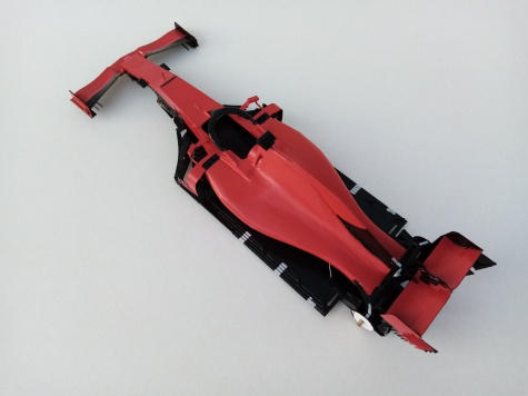 Ferrari SF90 Singapore
