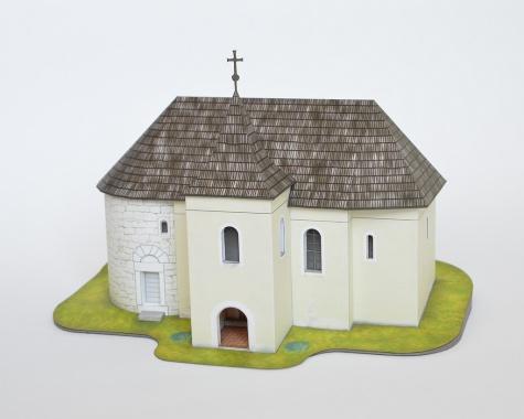 Kostol Evanjelickej cirkvi a.v., Baďan