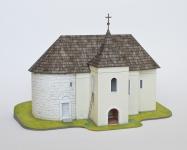 Kostol Evanjelickej cirkvi a.v., Baïan