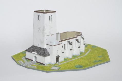 Kostol sv. Michala, Turie