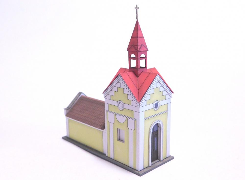 Kaplička sv. Václava - Bezděčín