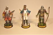 figurky historických vojákù