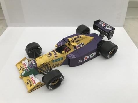 Benetton B191B 1992