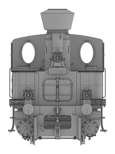Parní lokomotiva řady 310.0 ČSD