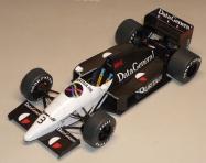Tyrrell DG016 - Jonathan Palmer - GP Monaka 1987