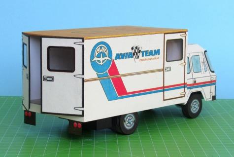 Avia - transportní vůz (A30)